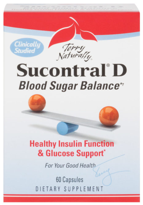 Sucontral D – Blood Sugar Balance